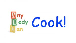 Anybody Can Cook! CFVSF Member Logo