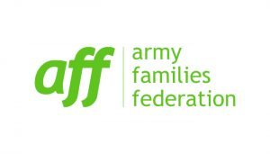 Army Families Federation CFVSF Member Logo