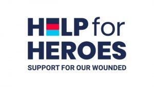 Help for Heroes CFVSF Member Logo