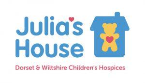 Julia's House Children's Hospice CFVSF Member Logo